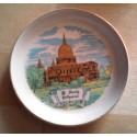 Ancienne coupelle ramasse monnaie London st Paul cathédrale collection café bistrot