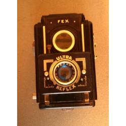 APPAREIL PHOTO ULTRA REFLEX FEX EXAR OPTIC SPEC + HOUSSE TRANSPORT CUIR