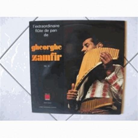 Disque Vinyle - 33 tours L'extraordinaire Flute De Pan Vol 3 - Zamfir Gheorghe