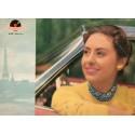 Disque Vinyle - 33 tours A Paris - Caterina Valente