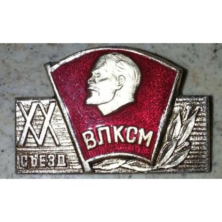 Ancien badge Lénine URSS Soviétique 03 collection occasion