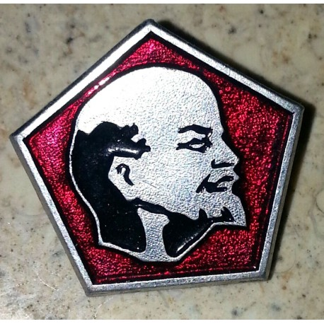 Ancien badge lénine URSS Soviétique collection 20