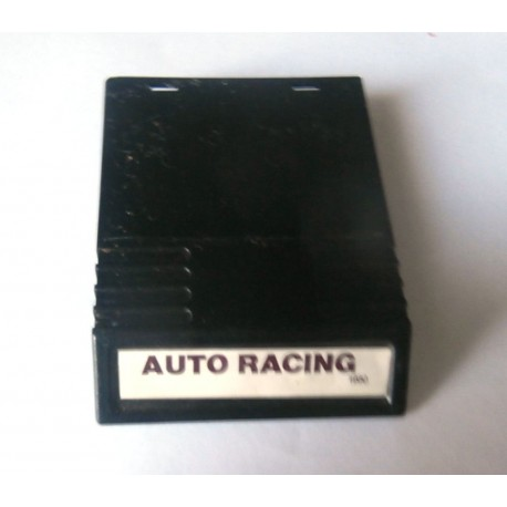 ANCIEN JEU MATTEL ELECTRONICS INTELLIVISION 1979 AUTO RACING