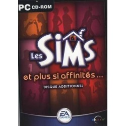 Jeux video Les Sims - Et Plus Si Affinités sur PC