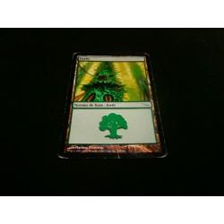 Carte à collectionner Magic - Forêt