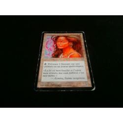 Carte à collectionner Magic - Gérisseuse Fémeiref