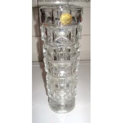 Vase transparent cristal d'arques (+ de 24% de cristal)