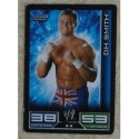 Carte à collectionner catch Wwe Slam Attax 2008 : Dh Smith (Smackdown)
