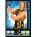 Carte à collectionner catch Wwe Slam Attax 2008 : Jess (Smackdown)