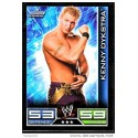 Carte à collectionner catch Wwe Slam Attax 2008 : kenny dykstra (Smackdown)