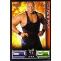 Carte à collectionner catch Wwe Slam Attax D LO BROWN (RAW)