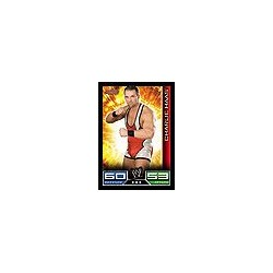 Carte à collectionner catch Wwe Slam Attax CHARLIE HASS (Smackdown)