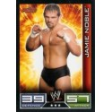 Carte à collectionner catch Wwe Slam Attax JAMIE NOBLE (RAW)