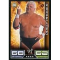 Carte à collectionner catch Wwe Slam Attax DUSTY RHODES (HALL OF FAME)