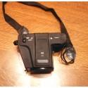 Ancien appareil photo camera pellicule AP-1000 F noir