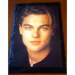 PHOTO CP SUR ARDOISE STAR LEONARDO DICAPRIO 03
