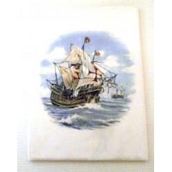 Paysage voilier bateaux IDÉES CADEAUX FÊTES ANNIVERSAIRE RETRAITE neuf emballé