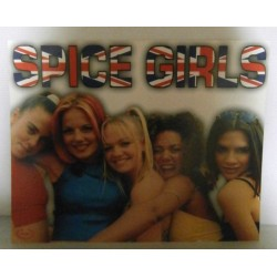Poster cartonné déco star spice girls (02) 30 x 24 cm COLLECTION
