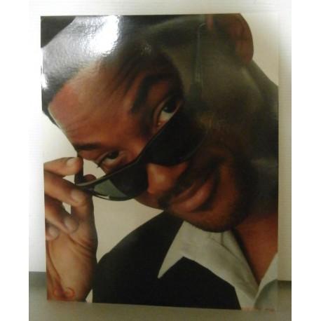 Poster cartonné déco star Will Smith 30 x 24 cm