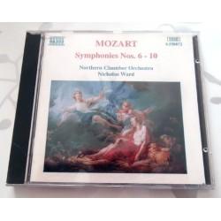 CD MUSIQUE CLASSIQUE Symphonies nos. 6 & 10 Mozart