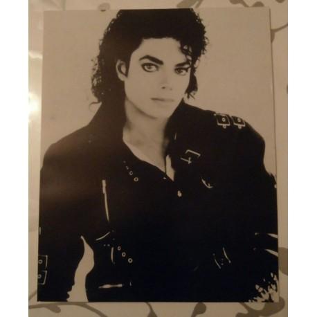 Poster cartonné déco star 30 x 24 cm Michael Jackson 03