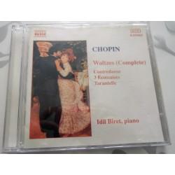 CD MUSIQUE CLASSIQUE Symphonies CHOPIN Waltzes Jdil Biret piano