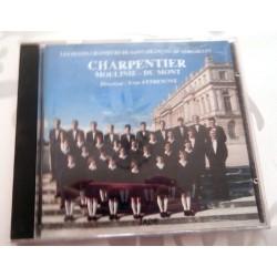CD MUSIQUE CLASSIQUE les petits chanteurs de st François de Versailles CHARPENTIER Moulinie Du Mont