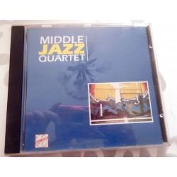 CD MUSIQUE JAZZ Middle Jazz Quartet