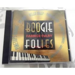 CD MUSIQUE INTERNATIONAL BOOGIE FOLIES FABRICE EURLY