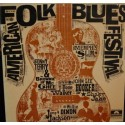 Disque Vinyle - 33 tours The Original American Folk Blues Festival