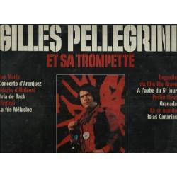 Disque Vinyle - 33 tours Granada, Concerto D'aranjuez Gilles Pellegrini Et Sa Trompette