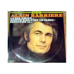 Disque 2 Vinyle - 33 tours Le Bel Amour - Alain Barrière
