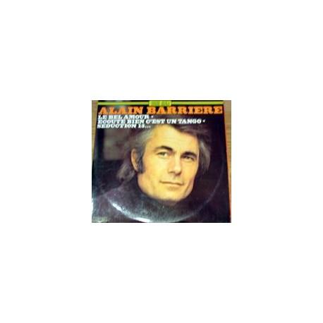Disque Vinyle - 33 tours Le Bel Amour - Alain Barrière