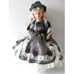 Collection !! Ancienne poupée de collection VICTORIAN DOLLS REBECCA D 10092.MA
