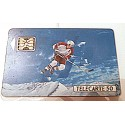 Ancienne carte téléphonique télécarte collection 50 unités Jeux olympiques d'hiver
