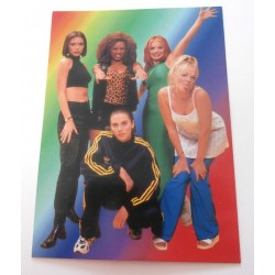 Carte Postale de Star - People - Groupe Spice Girls - Version 16 collection