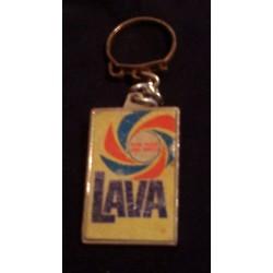 """Ancien porte clé publicitaire """" LESSIVE LAVA"""""""