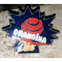 pin's collection orangina plus + attache métal