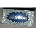 pin's collection lindor + attache métal