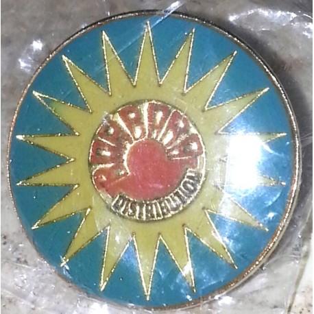 pin's collection barbara distribution + attache métal