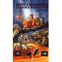 Cassette vidéo vhs ENFANT Le petit dinosaure 3 (la source miraculeuse)