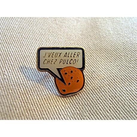 pin's collection PULCO ORANGE sans attache