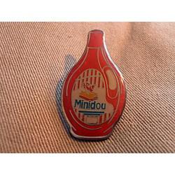 Ancien pin's collection MINIDOU sans attache