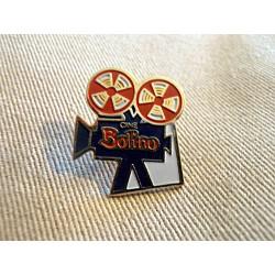 Ancien Pin's collection CINE BOLINO sans attache