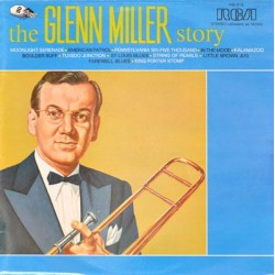 Disque Vinyle 33 tours The Glenn Miller Story - Glenn Miller And His Orchestra collection occasion