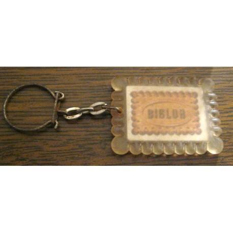 """Ancien porte clé publicitaire """" BISLOR """""""