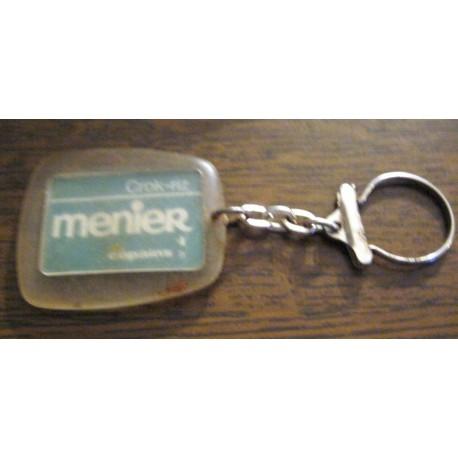 """Ancien porte clé publicitaire """" CROK RIZ MENIER """""""