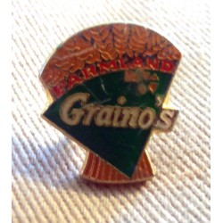 Pin's collection publicitaire FARMLAND GRAINO'S sans attache