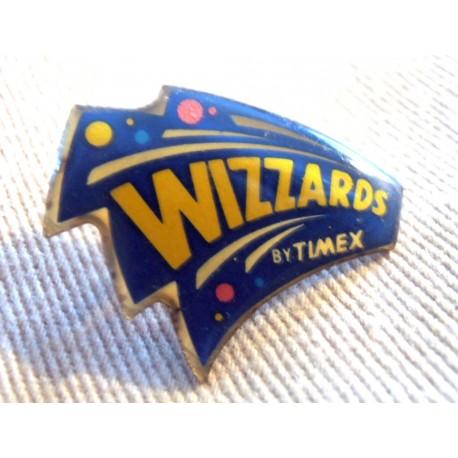 Pin's collection publicitaire WIZZARDS sans attache