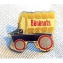 Pin's collection publicitaire BENENUTS sans attache